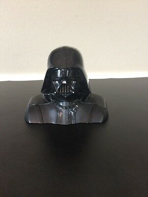 2005 Darth Vader Plastic Bust Figure Key Chain, Decopac Inc LucasFilm, Star Wars