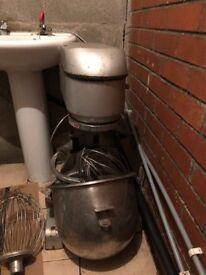 Dough mixer, bufflo, spare and repair
