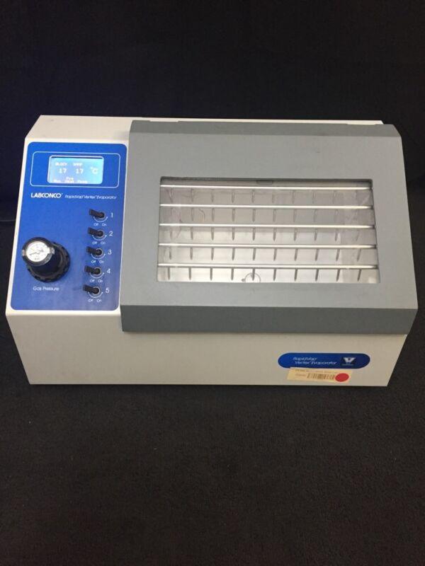 LABCONCO RapidVap Vertex Dry Evaporator 7320020 Good Condition