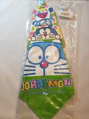 2008 Doraemon Fujiko Pro Large Washcloth Face Towel Animation International NIP