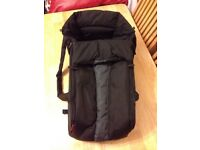 Phil And Teds - Black Cocoon / Carrycot / Buggy Bed - Excellent Condition