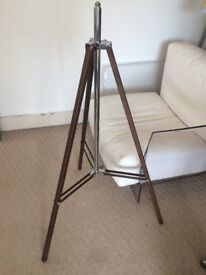 Chicago Floor Lamp Tripod Only Height 108.5cm Boxed New