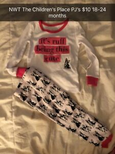 Baby Girl Clothes (all new with tags)