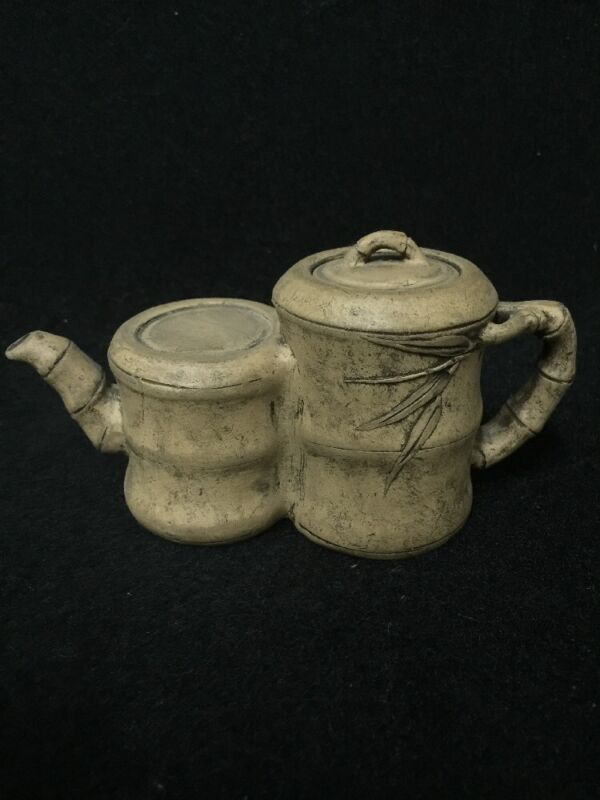 Chinese Signed Yixing Style Teapot