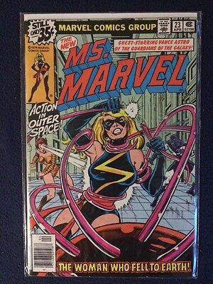 Ms. Marvel # 23 Marvel Comics 1979 FN