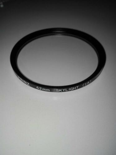 Prinz 62mm Skylight (1A) filter