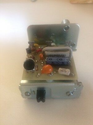Ge Sentry Collimator Series Lamp Timer Control Board 46-183653p1 New Lk