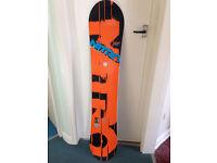 Nitro Prime 158 Discord Snowboard 2010