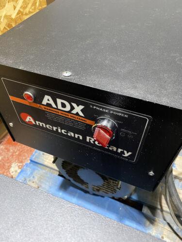 American Rotary Phase Converter ADX10 - 10HP 1 to 3 Three PH Converter