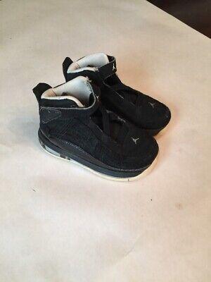 "Nike Air Jordan ""23""Size 8 C Black  Children's Shoes"