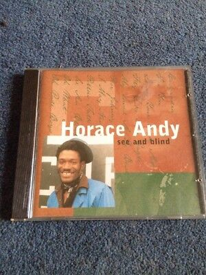 Horace Andy - See and Blind CD. Reggae.
