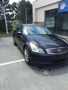 Infiniti G37x Full package AWD