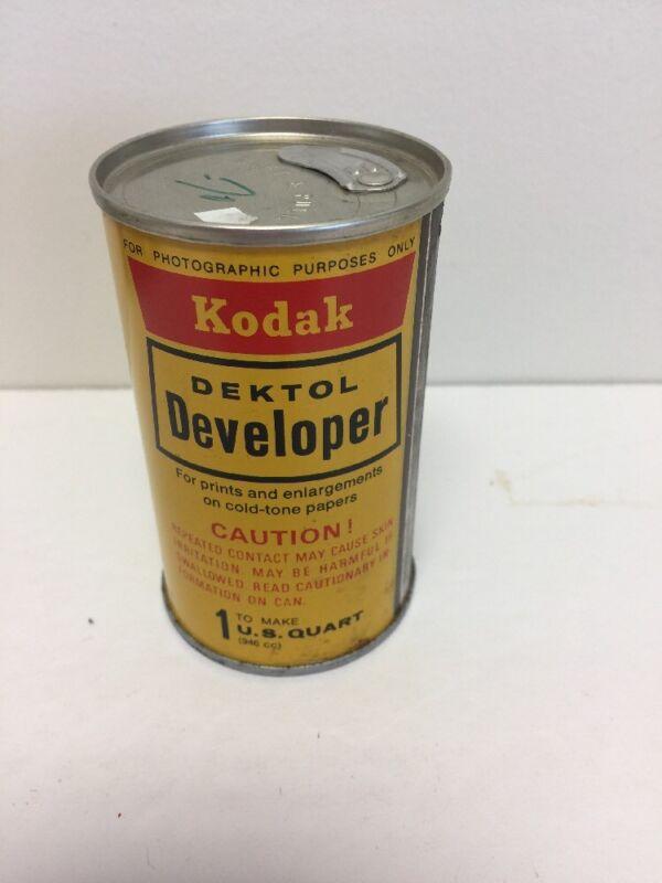 Vintage Kodak Dektol Developer - Old Store Stock  B1