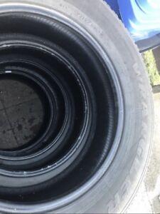 4 pneus Goodyear Wrangler SRA 275/60r20