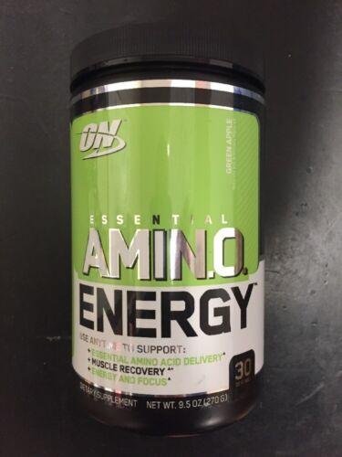 Optimum Nutrition Essential Amino Energy Fruit Fusion -- 0.6