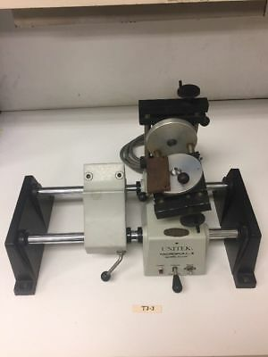 Unitek Micropull Wire Bond Pull Strength Tester 6-092-03 Warranty