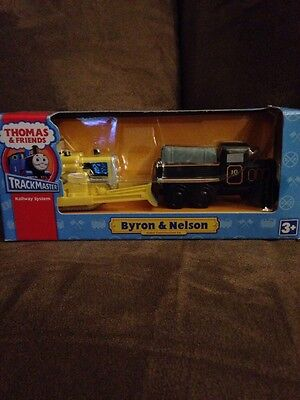 TrackMaster Byron & Nelson