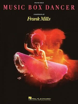 Music Box Dancer Sheet Music Piano Solo NEW Frank Mills 000225370