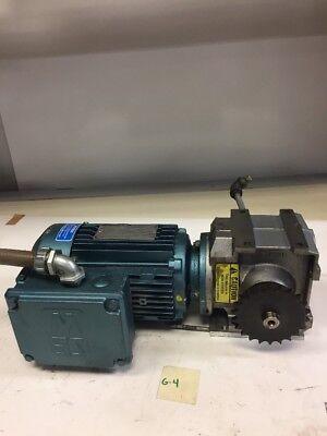 Sew Eurodrive Dft80k4 Hp-.75rpm-1700 Gear Drive Warranty Fast Shipping