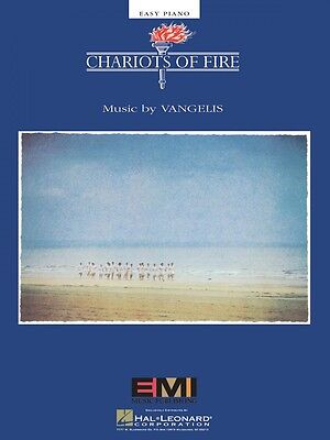 Chariots of Fire Sheet Music Easy Piano Solo NEW Vangelis 000349547