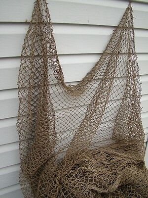 Authentic Used Fish Net ~ 10