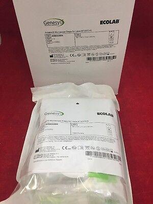New Box Of 5 Genesys Ecolab Armtec Leica Microscope Drape Ar8033654 46x120 2019