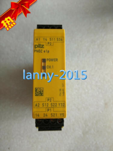 1pc Used Pilz Pnoz E1p 774130
