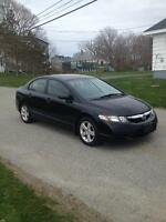 2009 HONDA CIVIC LXS SEDAN 4CYL 5 SPD 149000K LOCKEPORT NS