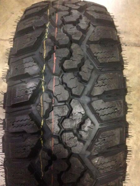 285/60R20 Centennial Trail Hog A/T Tires! $1325/set of 4 ...