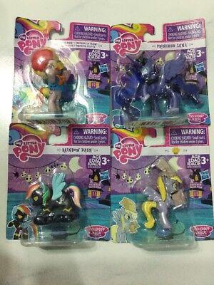 new My Little Pony Mayor Mare Rainbow Dash muffin princes luna hallowen NIB - Hallowen Games