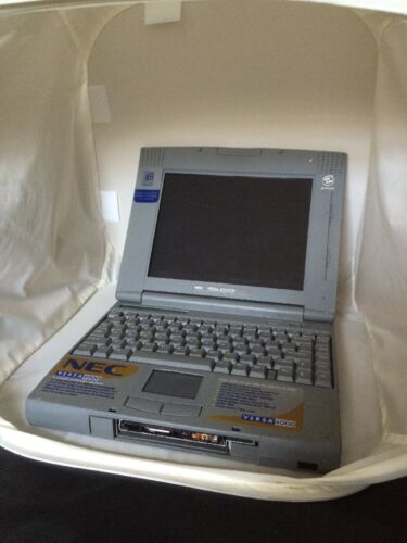 NEC Versa 4000D  Vintage Laptop ***For Parts Only**