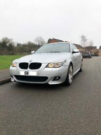 BMW 5 series 530d Auto M Sport 4dr + free winter tyres set
