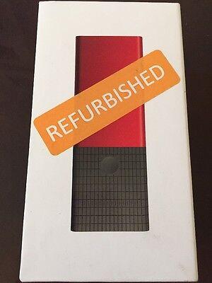 Lytro Light Field Digital Camera - Red Hot - 16GB A1