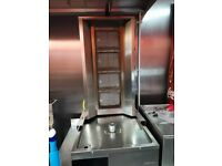 Used Doner Kebab Grill Machine for sale