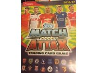 Match Attax 2016/17 Swaps - Collection 2
