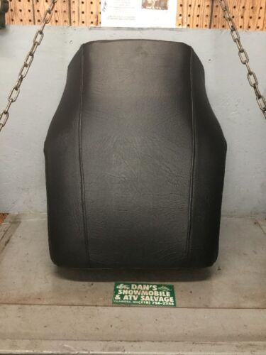 Seat & Back Rest # 86W-24710-00-00, 83M-2490-00-00 Yamaha 1987 Inviter Snowmobil