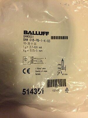 Balluff  Baw 018-pb-1-k-03 Baw001 Bs40