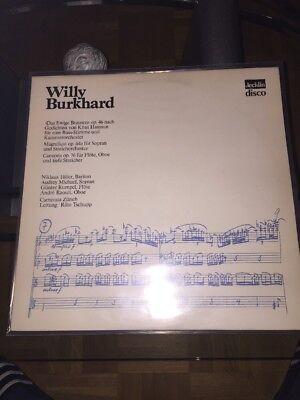 Willy Burkhard LP Das Ewige Brausen Op 46 (683)
