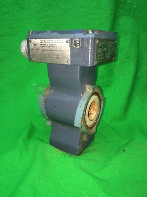 Foxboro 8000a Series Magnetic Flowtube 8001a-wcr-pjgfna-a