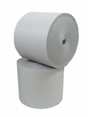 48 X 100 -5w White Reflective Insulation Roll Foam Core Radiant Barrier 5mm