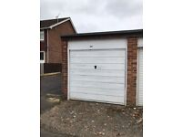 Single lockup garage to rent in Winchester, NOW LET.