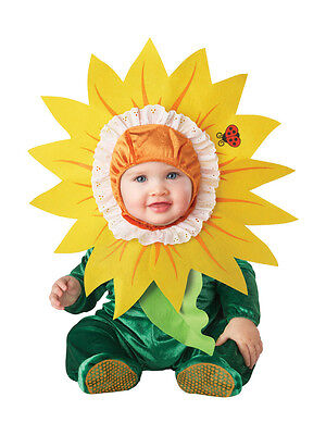 Silly Sunflower Flower Baby Infant - Flower Baby Costume