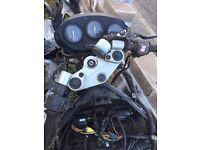 Suzuki gsxf 600 spares