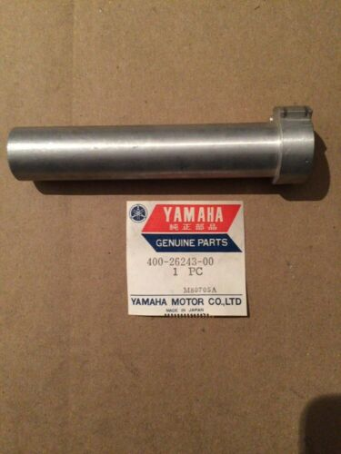 YAMAHA TA125 A B 1972 1973 Twin Cylinder Racing Bike Throttle Grip Assy N.O.S!!