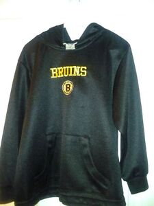 Childs Boston Bruins Warm Up Hoodie