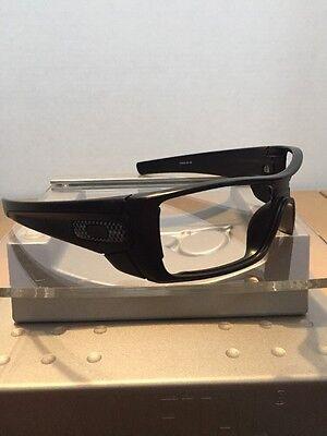 ~~Oakley Batwolf Matte Black Frame Carbon Fiber Icons Fast Free S/H~