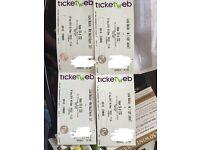 Luisa Omielan's What Would Beyoncé Do?! EICC 26th August 2 tickets