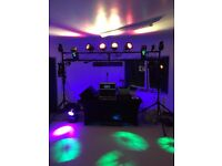 Ultimate Sound Events - mobile disco/evening entertainments