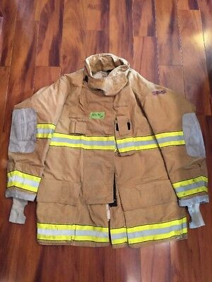 Firefighter Globe Turnout Bunker Coat 48x35 G-xtreme Halloween Costume 2007