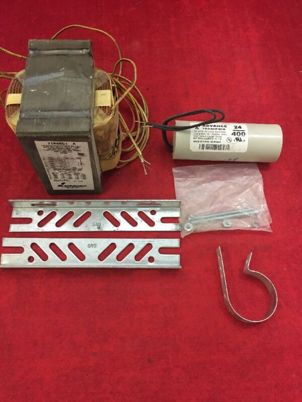 NEW ADVANCE CORE & COIL H.I.D Replacement Kit 71A6051-A Ballast 7C240P40R